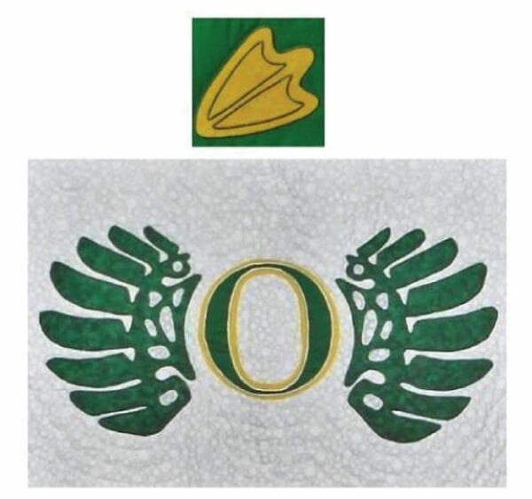 team spirit ducks pattern